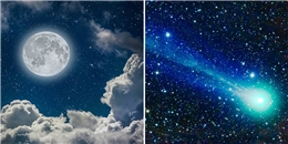 Xôn xao 3 hiện tượng thiên văn cực hot sẽ cùng xuất hiện dịp cuối tuần