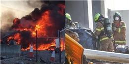 Úc: Máy bay đâm vào TTTM, 5 người thiệt mạng