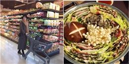 Yoona khiến fan bấn loạn khi tung ảnh nấu ăn cận giờ sang Việt Nam