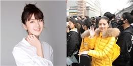 Hot girl đình đám Singapore gây thất vọng khi lộ mặt mộc đi dự thi