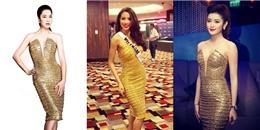 Chiếc váy hot nhất V-biz được 'chục' sao Việt diện qua!