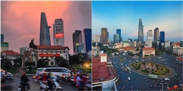Từ ngày mai, vòng xoay Quách Thị Trang trước chợ Bến Thành sẽ phá bỏ