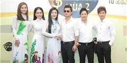 yan.vn - tin sao, ngôi sao - Dàn sao Việt tươi tắn hội tụ, tranh tài tại gameshow hoành tráng