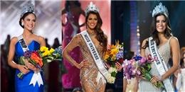 Kỉ lục thời gian 2 lần đăng quang của các quốc gia tại Miss Universe