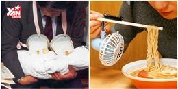 'Cười ngất' với những phát minh quái đản của người Nhật