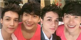 """Fan """"GATO"""" khi Phúc Cường selfie cùng 'hoàng tử phim Thái'"""