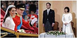 Bất ngờ về những cuộc hôn nhân hoàng gia bất chấp khoảng cách địa vị