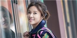 Người đẹp 'She Was Pretty' Hwang Jung Eum mang thai 4 tháng?