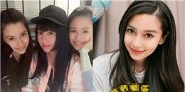yan.vn - tin sao, ngôi sao - Chụp ảnh selfie với bạn, Angela Baby bị