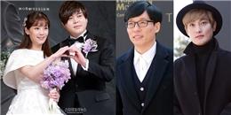 Sao Hàn 'khủng' đến dự lễ cưới cặp đôi chú - cháu chênh nhau 13 tuổi