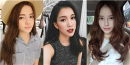 Em gái của Hoa hậu Việt: Nhan sắc đâu thua kém cô chị!