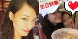 yan.vn - tin sao, ngôi sao - Khoe ảnh selfie, Thư Kỳ khiến fans ngỡ ngàng với mái tóc đầy sợi bạc