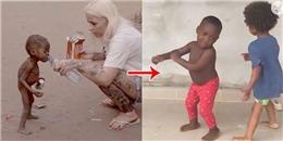 Cậu bé với cái tên Hope bị bỏ đói bây giờ ra sao?
