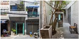 Ngôi nhà nhìn tưởng nghèo nhưng kiến trúc nội thất tuyệt đẹp ở Sài Gòn