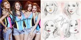 yan.vn - tin sao, ngôi sao - Wonder Girls tặng quà kỉ niệm 10 năm, các fan chẳng ai muốn nhận