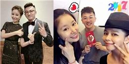 Ngũ A Ka đến thăm mẹ con Tử Vy khiến fan xuýt xoa ngưỡng mộ tình bạn