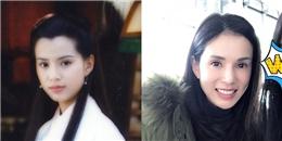Nhan sắc 'đẹp tựa như tranh' sau 22 năm của Tiểu Long Nữ Lý Nhược Đồng