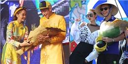 yan.vn - tin sao, ngôi sao - Minh Hằng đẹp rạng ngời sánh đôi cùng tay đua số 1 thế giới