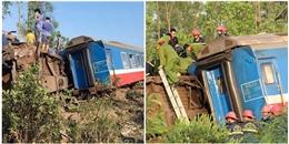 Tai nạn tàu hoả tại Huế: Phó tàu ra đi... chưa kịp về đám giỗ cha