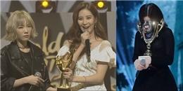 yan.vn - tin sao, ngôi sao - Tổng hợp các khoảnh khắc nhận cúp bá đạo của sao Hàn