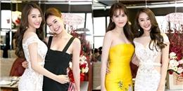 Dàn sao Việt lộng lẫy đến chúc mừng Linh Chi