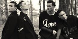 'Chàng thơ' của Đỗ Mạnh Cường kể chuyện tình đồng tính ngày Valentine