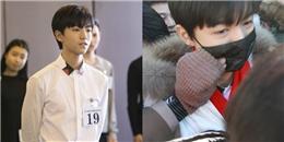 yan.vn - tin sao, ngôi sao - Fans phẫn nộ vì Vương Tuấn Khải bị sờ mặt, giật khẩu trang khi đi thi