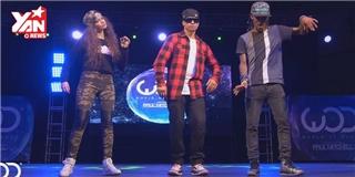 Điều gì xảy ra khi 3  cỗ máy nhảy  thế giới đứng chung trên sân khấu?