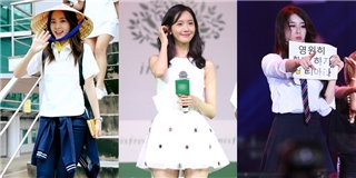 Đọ gu mỹ nhân K-pop mỗi lần sang thăm fan Việt