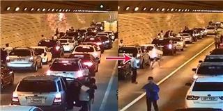 Khi tai nạn xảy ra tại Hàn Quốc và cách họ xử lí tình huống