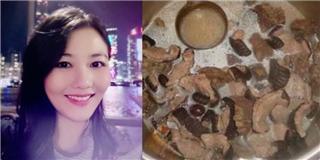 Tự tin khoe  súp đặc biệt  lên mạng, cô gái bị bắt vì ăn thịt tê tê