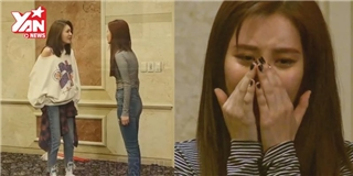 Seohyun gây xôn xao khi giật tóc, khóc lóc trước dàn mĩ nam nước ngoài