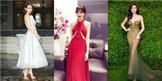 """Chỉ một chiếc váy, Hari Won đã """"càn quét"""" các bảng xếp hạng mặc đẹp"""