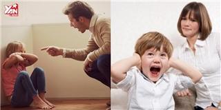 Dọa nạt trẻ nhỏ sẽ dẫn đến kết quả gì?