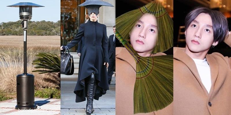 Bật cười với những phép so sánh độc, lạ về thời trang