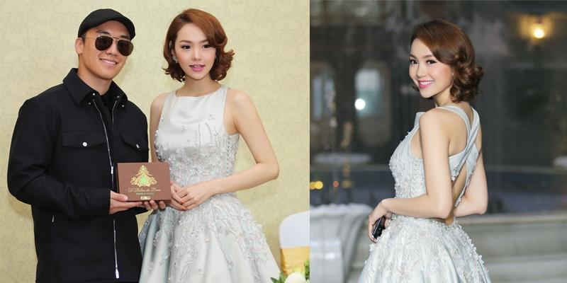 yan.vn - tin sao, ngôi sao - Minh Hằng xinh như công chúa bên cạnh Seung Ri
