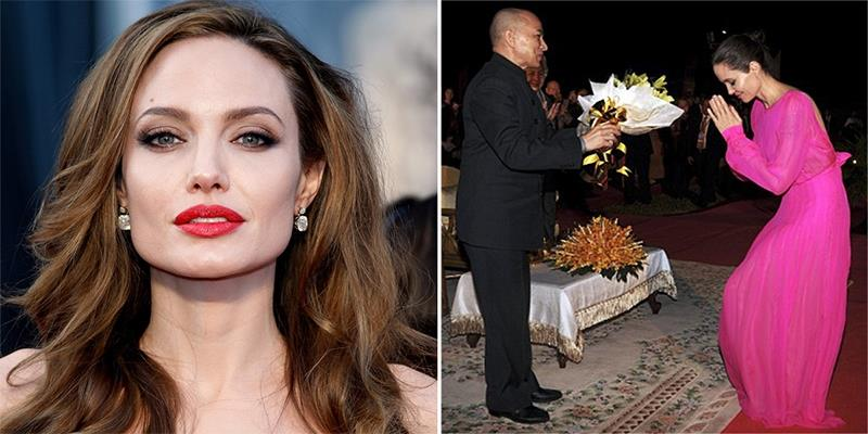 yan.vn - tin sao, ngôi sao - Angelina Jolie cuối cùng đã lấy lại vẻ đẹp và sự rạng rỡ của minh tinh