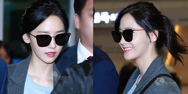 """yan.vn - tin sao, ngôi sao - Sau khi """"gây sốt"""" tại Việt Nam, Yoona rạng rỡ về đến Hàn Quốc"""