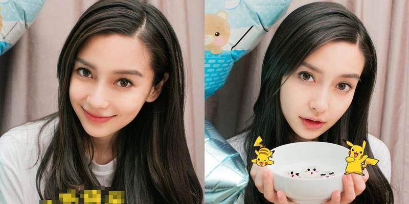 yan.vn - tin sao, ngôi sao - Lần đầu khoe ảnh selfie sau sinh, Angela Baby gây sốt vì quá xinh đẹp