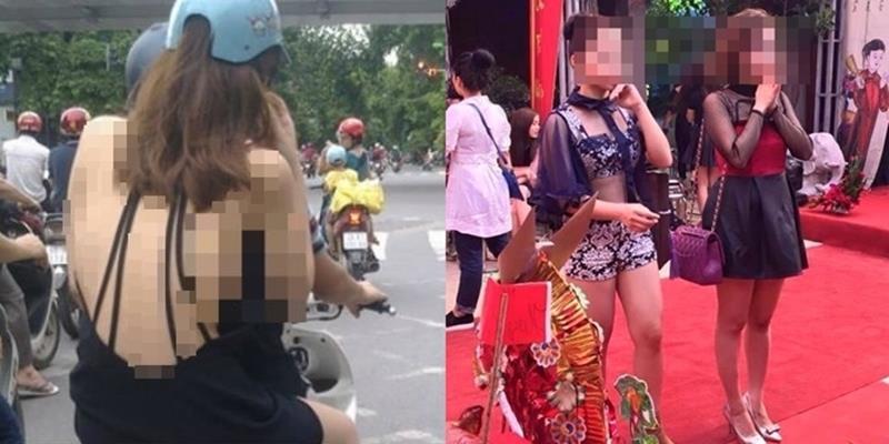 """Hà Nội: Người mặc hở hang có thể bị """"bêu"""" tên theo dự thảo mới?"""
