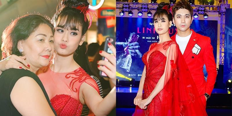 """yan.vn - tin sao, ngôi sao - Trương Quỳnh Anh quấn quýt bên mẹ, Tim đột ngột """"mất tích"""" không lý do"""
