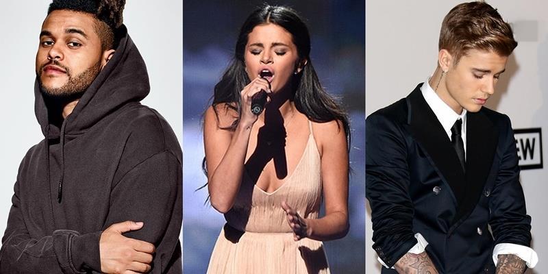 Hạnh phúc bên The Weeknd, Selena Gomez vẫn hát về Justin Bieber?