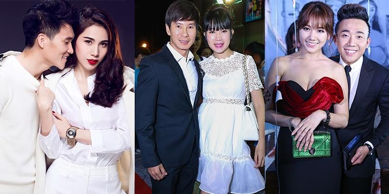 Diện váy áo lùm xùm, không ít lần mỹ nhân Việt bị nghi vấn mang thai
