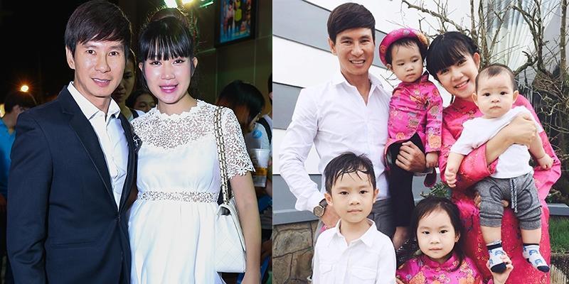 yan.vn - tin sao, ngôi sao - Lý Hải phủ nhận việc bà xã Minh Hà đang mang thai lần 5