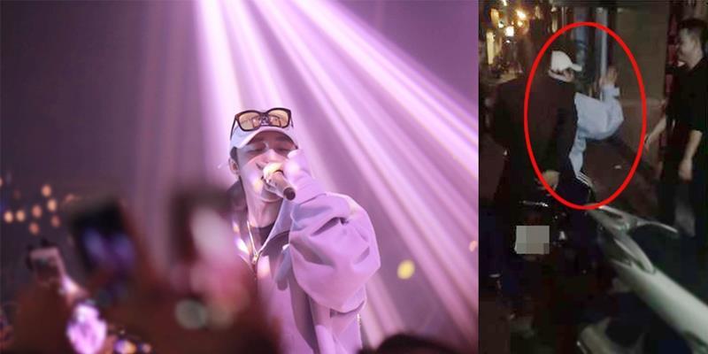 yan.vn - tin sao, ngôi sao - Bị fan vây kín tại điểm diễn, Sơn Tùng phải thoát thân bằng xe máy