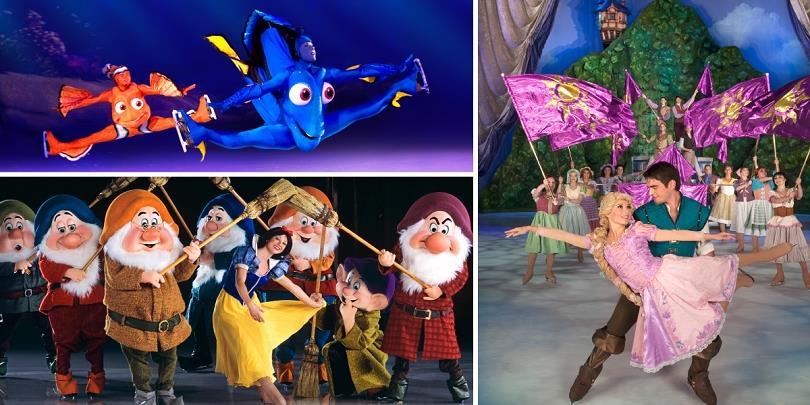 Cơ hội được gặp những gương mặt nổi tiếng của Disney đây rồi!