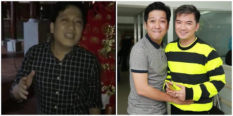 """Trường Giang """"nhái"""" giọng hát Mr Đàm khiến fans thích thú"""