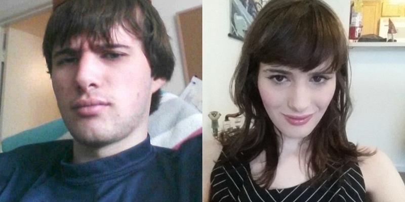 Khâm phục quá trình chuyển giới kiên trì của chàng trai 18 tuổi