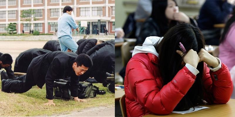 5 điều chứng tỏ trên đời này không ai khổ bằng học sinh Hàn Quốc