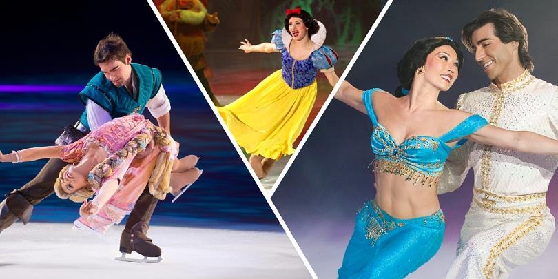 6 lý do khiến bạn không thể không đến thế giới diệu kỳ Disney On Ice